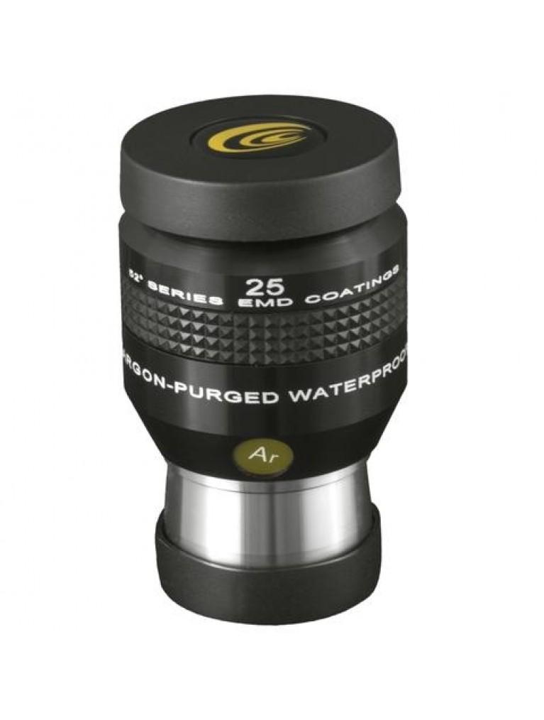 Explore Scientific 25mm 52° Series Waterproof Eyepiece