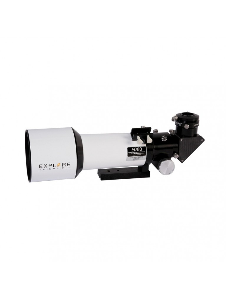 "Explore Scientific ES80 80mm f/6 ED ""Essential Series"" FCD-1 ED APO Triplet Refractor"