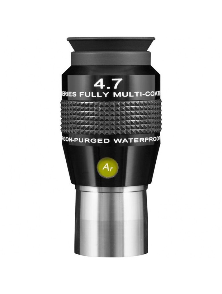 "Explore Scientific 4.7mm 82° field argon-purged waterproof 1.25"" eyepiece"