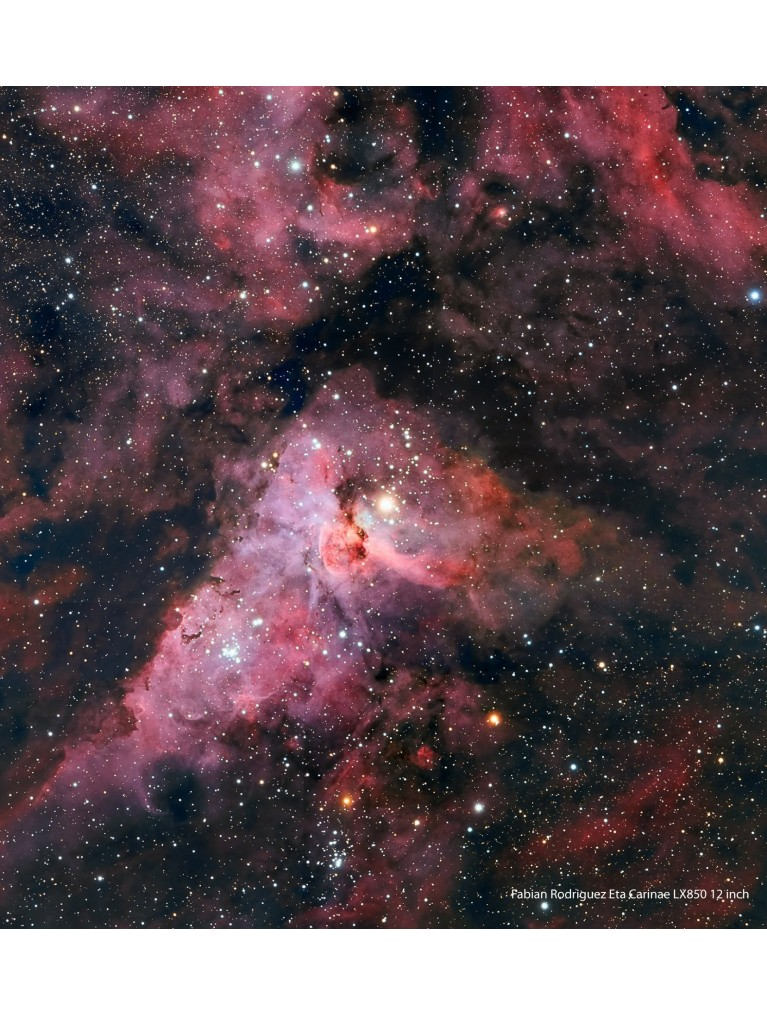 """LX850 14"""" f/8 go-to StarLock equatorial ACF catadioptric"""