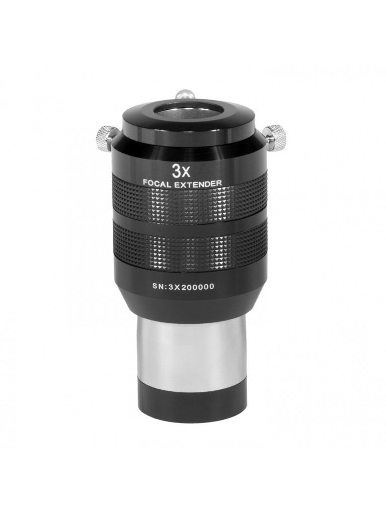"Explore Scientific 2"" 3x Focal Extender (Barlow)"