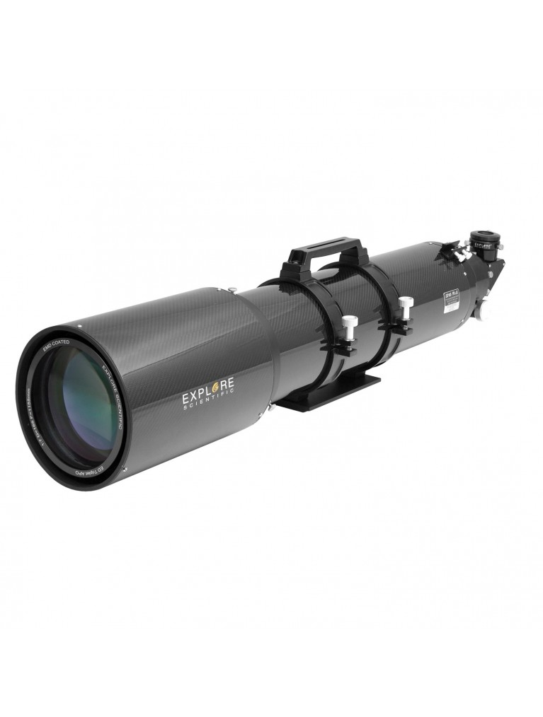 "Explore Scientific165mm f/7 FPL-53 Carbon Fiber APO Triplet Refractor With 3"" Hex Focuser"