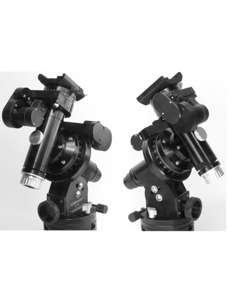 Losmandy GM811GHD Computerized GoTo  Equatorial Mount with HD Folding Tripod