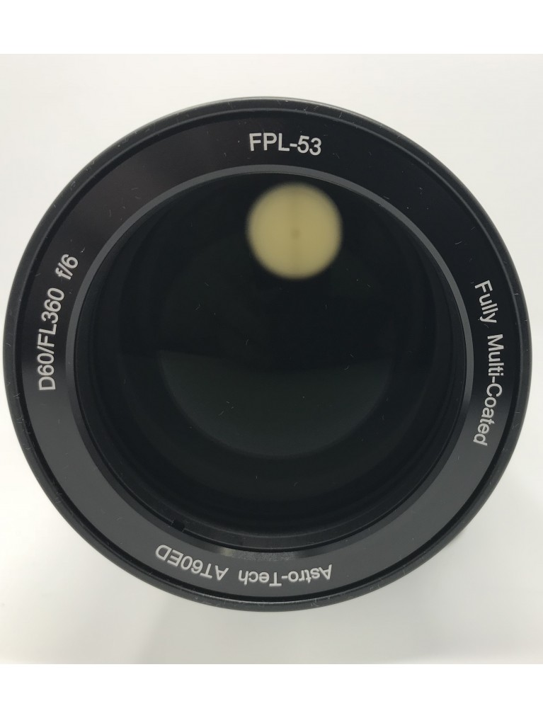 Astro-Tech AT60ED 60mm f/6 FPL-53 ED Doublet