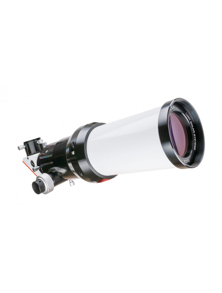 Lunt 60mm Hydrogen Alpha Solar Telescope with Pressure-Tune and B1200 Blocking Filter with Feathertouch Focuser