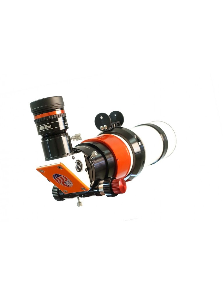 Lunt LS60THa 60mm f/8.33 double stack, 12mm blocking filter, Pressure Tune Feather Touch focuser