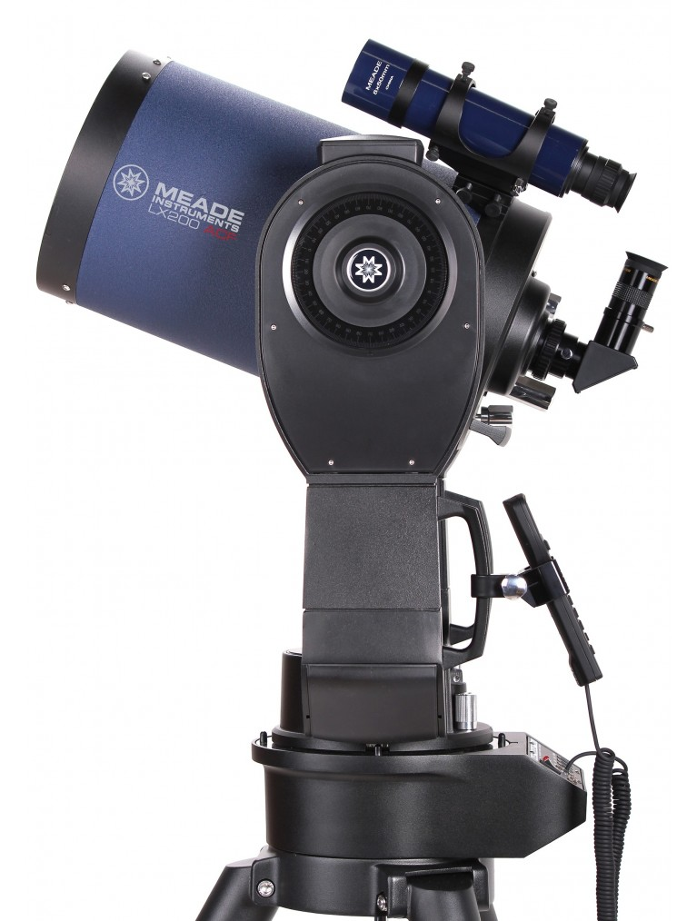 "Meade LX200-ACF 8"" Advanced Coma-Free Go-to altazimuth, No Tripod"