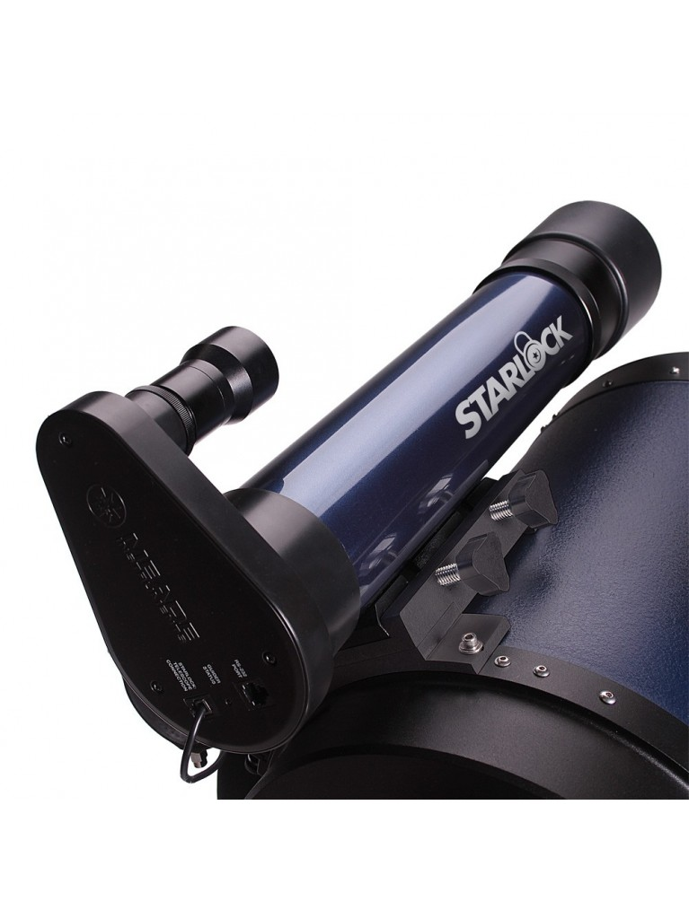 "Meade LX600-ACF 12"" f/8 go-to StarLock altazimuth, with ACF & UHTC optics No Tripod"