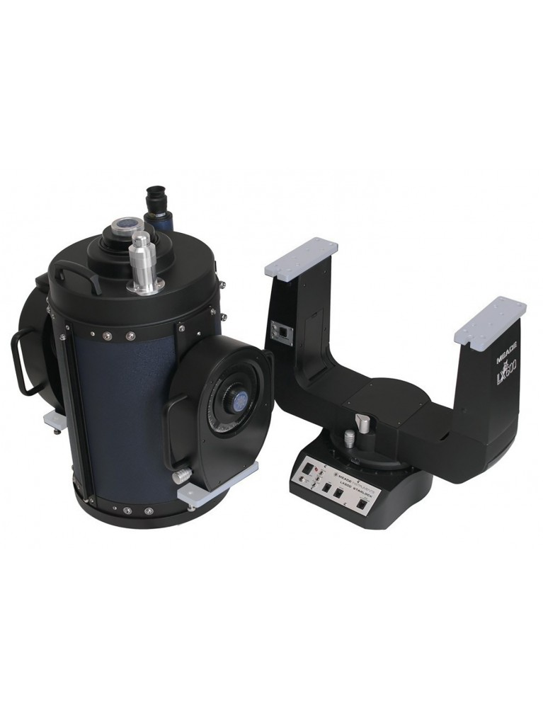 "Meade LX600-ACF 10"" f/8 go-to StarLock altazimuth, w/ACF & UHTC optics"