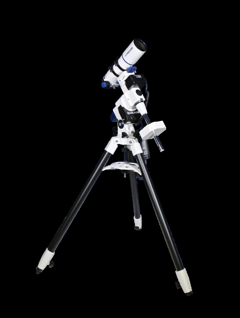 Meade LX85 70mm Equatorial GoTo Quadruplet Astrograph