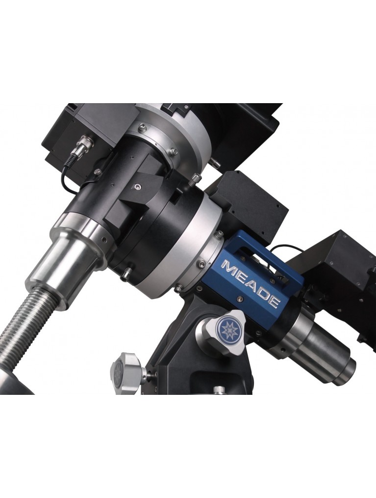 Meade LX850 StarLock Equatorial Mount Without Tripod