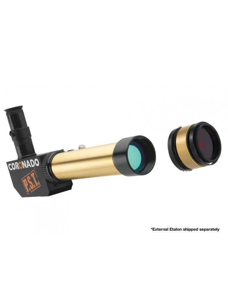Coronado PST Personal Solar Telescope With built-in double-stack <0.5 Ångstrom H-alpha filter