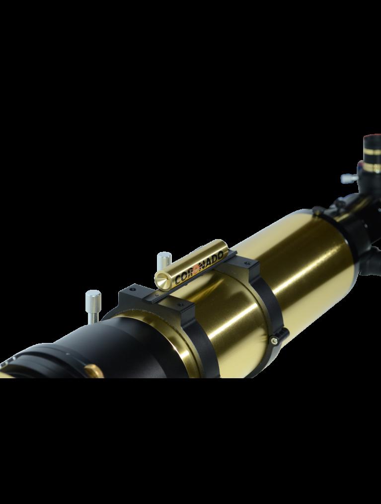 "Coronado SolarMax III 90 Double Stack 3.5"" F/8.9 solar telescope with 15mm blocking filter"