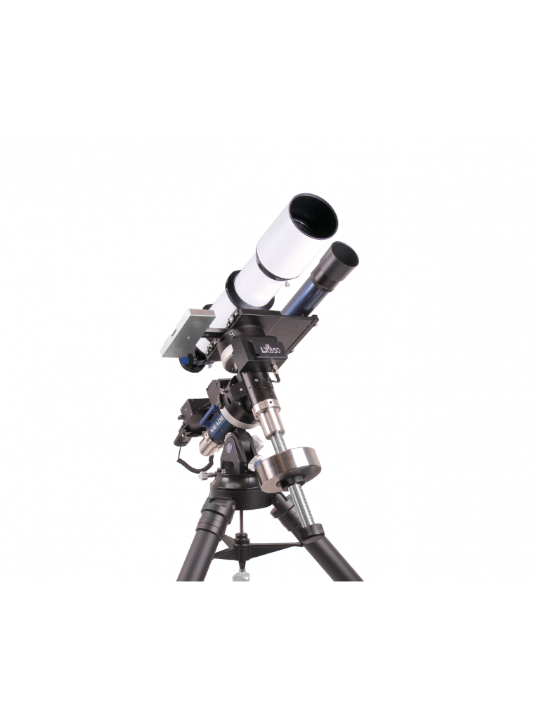 "Meade LX850 5.1"" f/7 ED triplet go-to StarLock equatorial refractor"