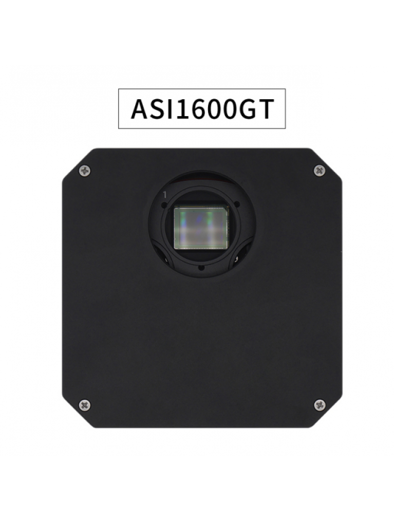 ZWO ASI1600GT MONOCHROME CMOS Imaging CAMERA with built in filter wheel.