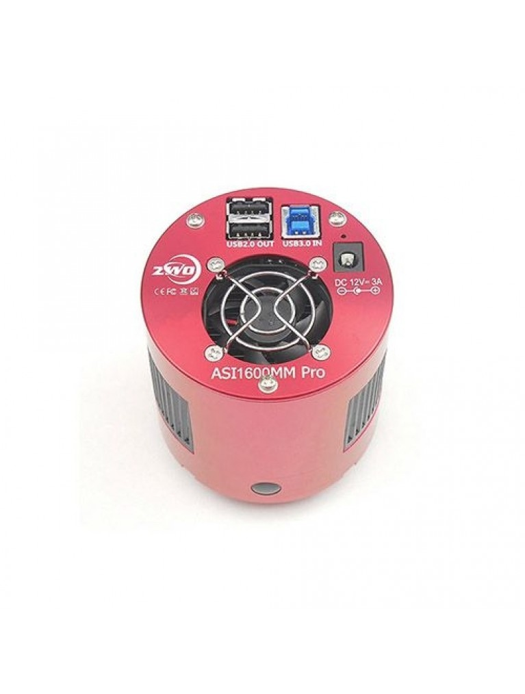 ZWO ASI1600MM Pro MONOCHROME Cooled CMOS Imaging CAMERA