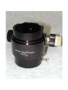 """Feather Touch 2"""" Manual Crayford focuser for reflectors - with 2"""" drawtube travel"""