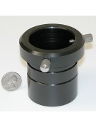"Adapter to use 2"" refractor diagonals and 2"" accessories on Schmidt-Cassegrains"