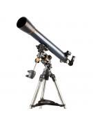 """AstroMaster 90 EQ, 3.5"""" Equatorial refractor"""
