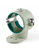 """Tube holder with offset plate for FSQ-106ED (""""New Q"""") refractor"""