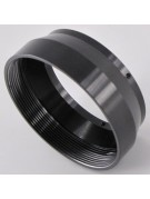 """Starlight Instruments """"Shorty"""" adapter for 0.8"""" travel Feather Touch on 11"""" Celestron SCT"""