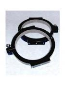 "Celestron 9¼"" SCT rings, 10.3"" ID, pair"