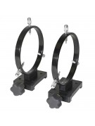 125mm finder/photoguide ring set for Meade Series 5000 dovetails