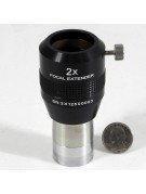 "2X Barlow for 1.25"" eyepieces"