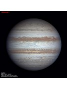 Image of Jupiter taken with the Celestron NexImage 5.