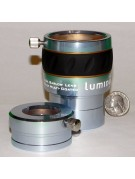 "Luminos 2.5x 4-element Barlow for 2"" and 1.25"" eyepieces"
