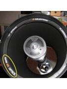 Image showing how to identify C11 EdgeHD optics.