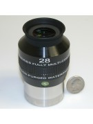 "28mm 68° field argon-purged waterproof 2"" eyepiece"