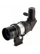 8 x 50mm right angle illuminated finderscope with polar reticle