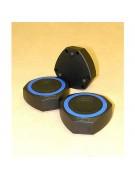 Vibration Isolation pads, set of 3
