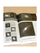 Typical pages, showing details of the Andromeda Galaxy.