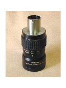 "8-24mm SMC 1.25"" long eye relief astronomical zoom; 21-63x or 26-78x spotting scope zoom"