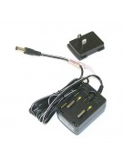 Image showing the two parts of the U.S. and Canadian AC adapter