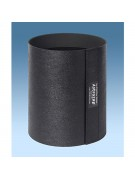 "For Celestron 3.5"" C90 or Meade ETX-90 Maksutov, flexible black plastic"
