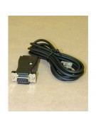 6' PC To ETX/LXD-75/LX90 serial interface cable only