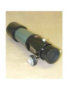 Image showing the large focusing knobs and the 2 focuser.