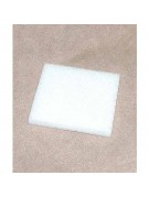 Replacement 67mm sq x 7mm thick white foam insert for #FP4
