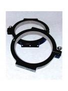 "Celestron 8"" SCT rings, 8.9"" ID, pair"