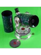 "Questar 3.5"" Standard, Magnesium fluoride coatings, factory-installed Powerguide II"