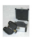 Image showing the Stereo Binocular Viewer and all supplied accessories.