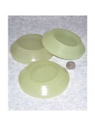 Glow-in-the-dark vibration damping feet for G11, set of 3